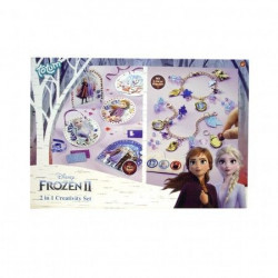 Frozen 2 - 2 u 1 kreativni set ( 36-201118 )