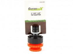 """Gartenmax adapter za slavinu 1""""-34""""-12""""-plastični ( 0311503 )"""
