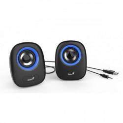 Genius zvučnici SP-Q160 BLUE USB ( SPKQ160 )