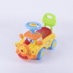 Glory Bike guralica dečija lokomotiva žuta ( CL556-Y )