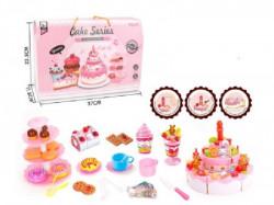 Grander, igračka, muzička torta, 980 ( 870062 )