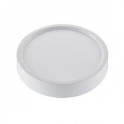 GreenTech NAdgradna okrugla plafonjera 12W 6500K 1200LM ( PAN12CWGTO/Z )