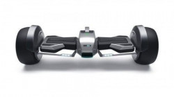 Gyroor GF1 Formula One Hoverboard Silver