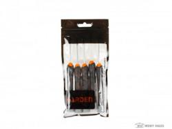 Harden odvijač ravni 2.0 x 40 set 5kom ( 5501021 )