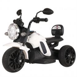Harly Bike mali motor na akumulator 6V - Beli