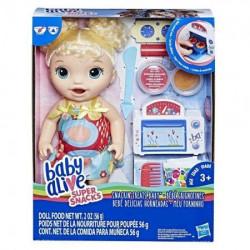 Hasbro Baby alive lili i kolacici set ( E1947 )