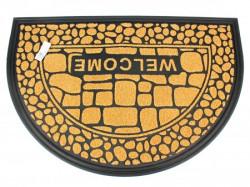 Haus tepih-otirač 60x90 cm-polukružni lux ( 0290203 )