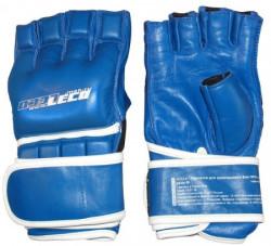 HJ MMA rukavice PRO+ plave, L-velicine ( t1212-3 )