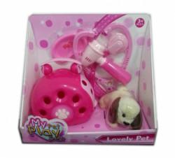 HK Mini igračka doktor set sa ljubimcem ( A018877 )