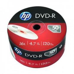 HP DVD-R 4.7GB 16X 50PK BULK 69303 ( 5516WHP/Z )