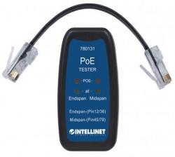 Intellinet tester POE+/POE/MIDSPAN 802.3AF/802.3AT (780131) ( 064-0124 )