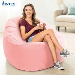 Intex Beanless Bag fotelja na naduvavanje - ROZE ( 68590 )