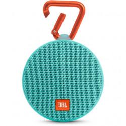 JBL Clip 2 Bluetooth zvučnik - tirkizni