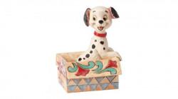 Jim Shore 101 Dalmatians Lucky Mini Figure ( 028485 )