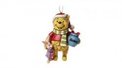 Jim Shore Pooh Ornament Figure ( 028466 )