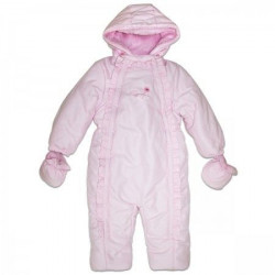 Jungle 43022 Skafander 12-24m Roze ( 016285 )