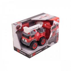 Jungle Kamion na šrafljenje sa električnom šrafilicom i daljinskim crveni ( 20013021 )