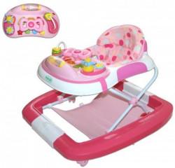 Jungle Šetalica Dubak za bebe - pink ( 010411 )