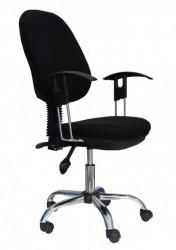 Kancelarijska stolica LARA - Crna