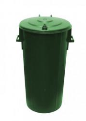 Kanta za smeće Trio 100 litara - Zelena