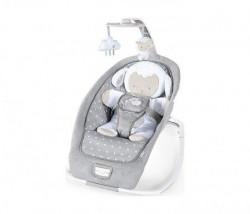 Kids II Ingenuity ležaljka rocking seat - cuddle lamb ( SKU12118 )