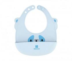 Kikka Boo Silikonska portikla - blue ( 31303030007 )