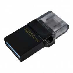 Kingston 128GB DT USB tipA micro USB 3.2 DTDUO 3G 212 8GB crna ( DTDUO3G2128GB )