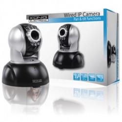Konig kamera IP PAN/TILT infra red ( X-CMP-NWIPCAM21 )