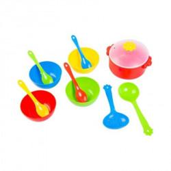 """Kuhinjski set za hranjenje """"camomile"""" 12 delova ( 39143 )"""