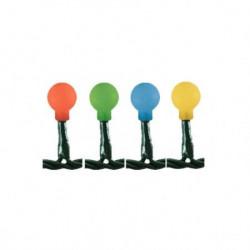 Lampice za jelku sa 50 višebojnih LED dioda ( KII50B/M )