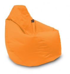 Lazy Bag - fotelje - prečnik 90 cm - Narandžasti