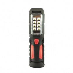 LED baterijska lampa 8 + 1 LED ( PL8043 )