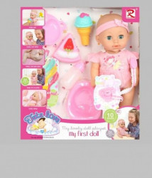 Lutka Beba sa dodacima 8130 ( 31/8130 )