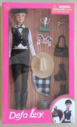 Lutka Defa u odeći za jahanje 8289 ( 27/8289 )