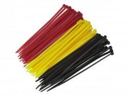 Lux vezac kablova set 3 boje 75kom ( 535807 )