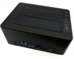 "Maiwo HDD dual Docking station USB 2.0, 2.5""3.5"" K3082"