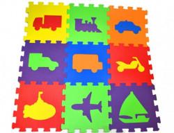 Matrax toys slagalice podne 9kom EVA ( 003052 )