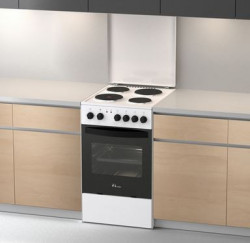 MBS NL 50 elektro štednjak - beli