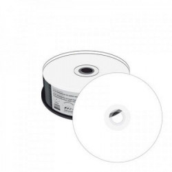 MediaRange CD-R printable 700MB MR241 Cake25 Black dye ( 78MPB/Z )