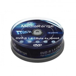 MediaRange MR434 DVD-R 8CM 1.4GB ( 5509M/Z )