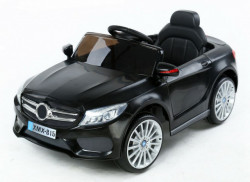 Mercedes Auto na akumulator 12V za decu model 220 - Crni