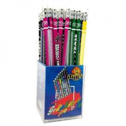 Milla grafitna olovka sa porukom 72/1 ( 10/0228 )