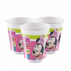 Minnie happy helpers party case 8 kom ( PS87862 )