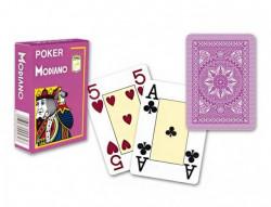 Modiano Cristallo Poker Karte - Ljubičaste ( 300484 )