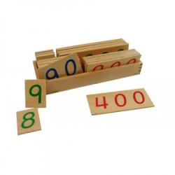 Montesori HTM0137 Numeričke pločice ( 14087 )