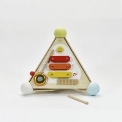 Montesori Piramida - edukativna didaktička igračka