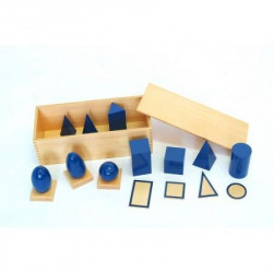Montesori Set geometrijskih tela ( ATM0198 )