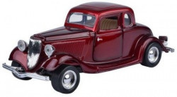 MotorMax 1:24 1934 Ford Coupe ( 25/73217AC )