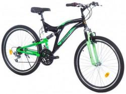 """MTB Bicikla Factor 600 26""""/18 crna/zelena ( 650092 )"""