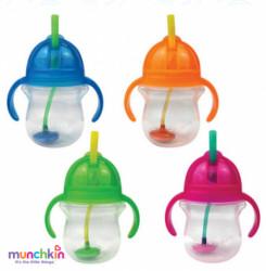 Munchkin no spill čaša Click Lock, 207ml ( A008591 )